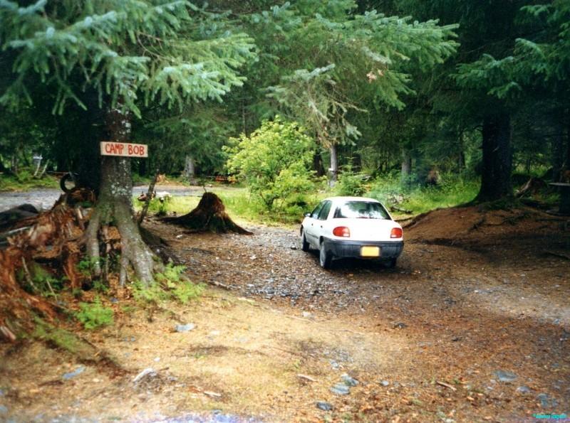 Camp Bob at Millers landing