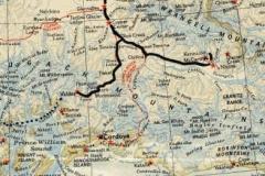 Valdez and Macarthy map