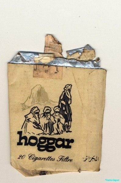 Algerian fag packet
