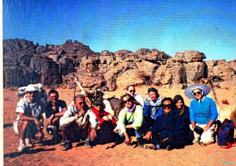 Algeria group photo