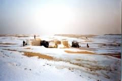White desert, Western Egypt