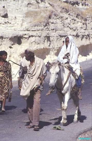 Fellow travellers, Lalibela