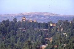 View over Fasilidas' castle Gondar