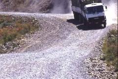 Ethiopia highland traffic
