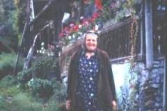 elderly crofter