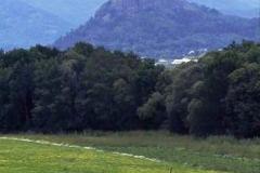 Castle, possibly Bodrogvar, NE Hungary