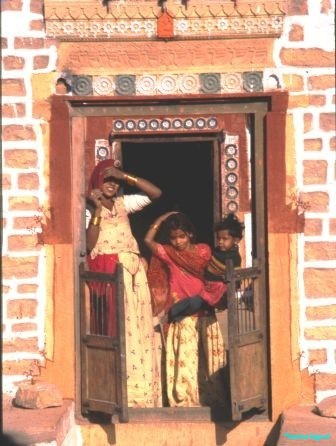 Desert-house-Rajasthan