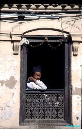 Kathmandu-window