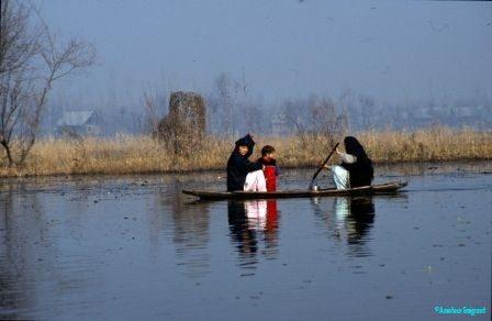 Women-on-shikhara-Dal-Lake-Kashmir-1