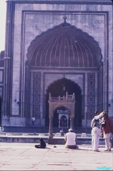 Friday Mosque, Old Delhi