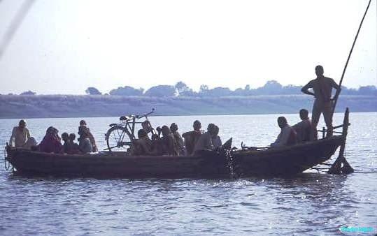 Ganges ferry