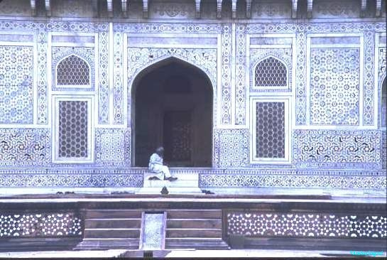 Itmad-ud-Daulah, Agra, mausoleum of Empress Nur Jahan's father