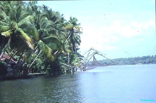 'Chinese' nets, Kerala