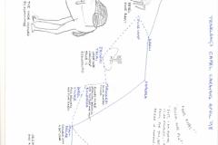 Hand-drawn-map-of-Camel-safari-round-Jaisalmer-Rajasthan-©-Bob-Cranwell