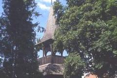 Vemdalens church tower, Sweden