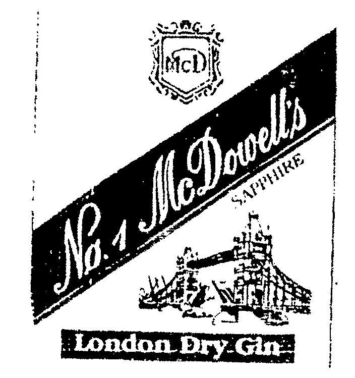 McDowell's gin