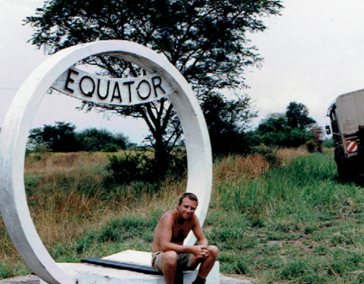 Steve-on-the-equator