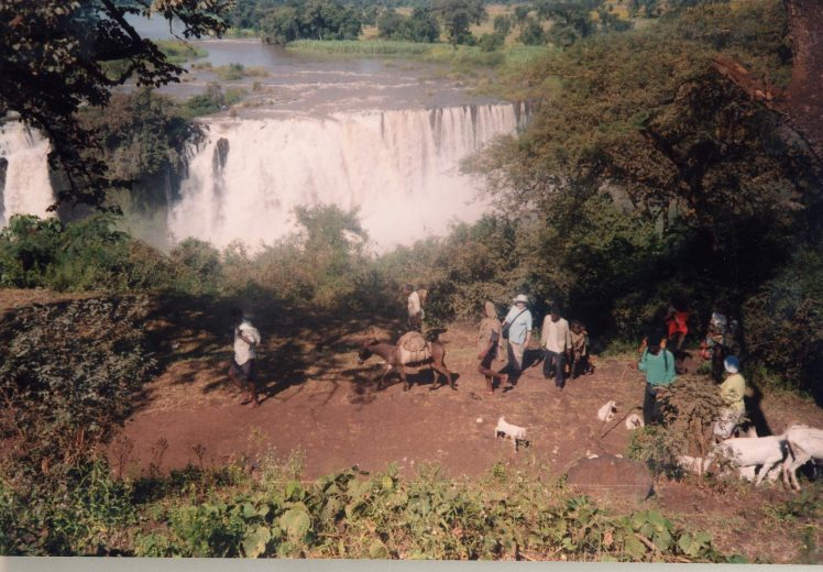 Tississat Falls, Blue Nile Ethiopia