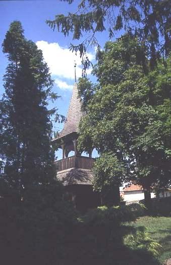 Vemdalens church tower