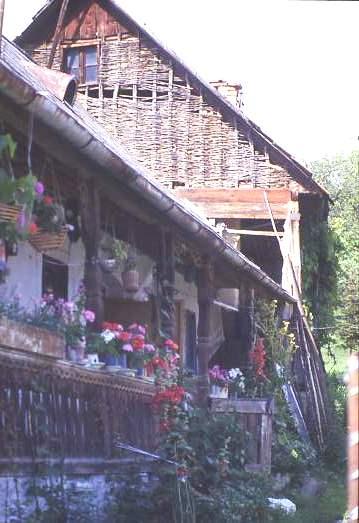 Village house Zemplen mountains