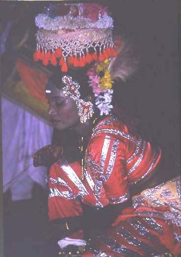 Dancing girl Trichy